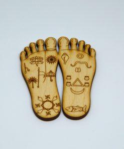 Lord Krishna Lotus Feet 1