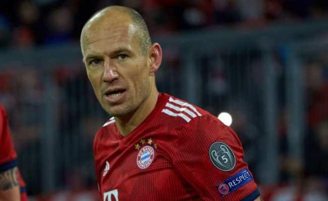 Arjen Robben Describes Anfield As The Worst Stadium He S