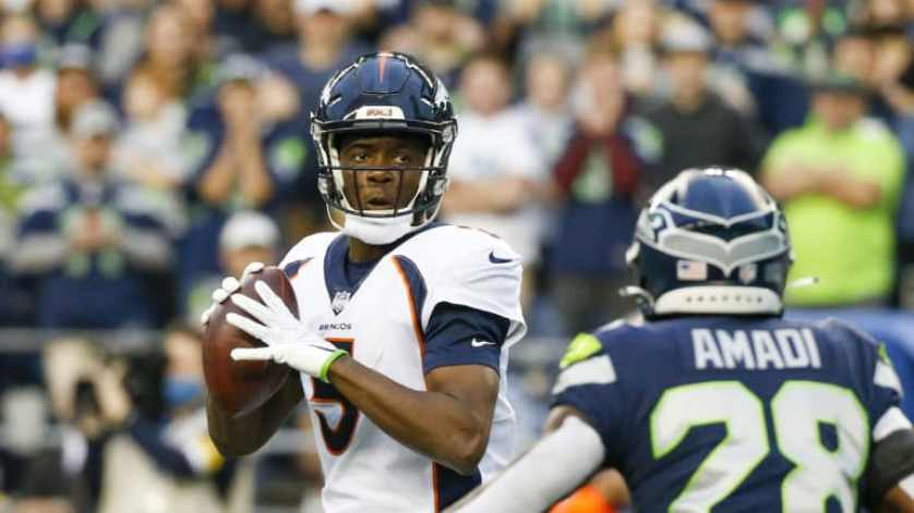 What Broncos' Starting Quarterback Decision Means for New York Giants  Defense - Sports Illustrated New York Giants News, Analysis and More