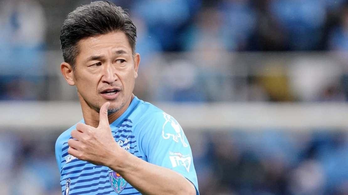 Kazuyoshi Miura, 53, signs for 36th professional soccer season - Sports  Illustrated