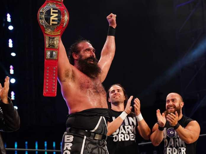 Brodie Lee death rocks world of wrestling - Sports Illustrated