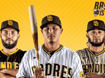 Padres Unveil New Uniforms With Brown-and-Gold Color Scheme - Sports Illustrated