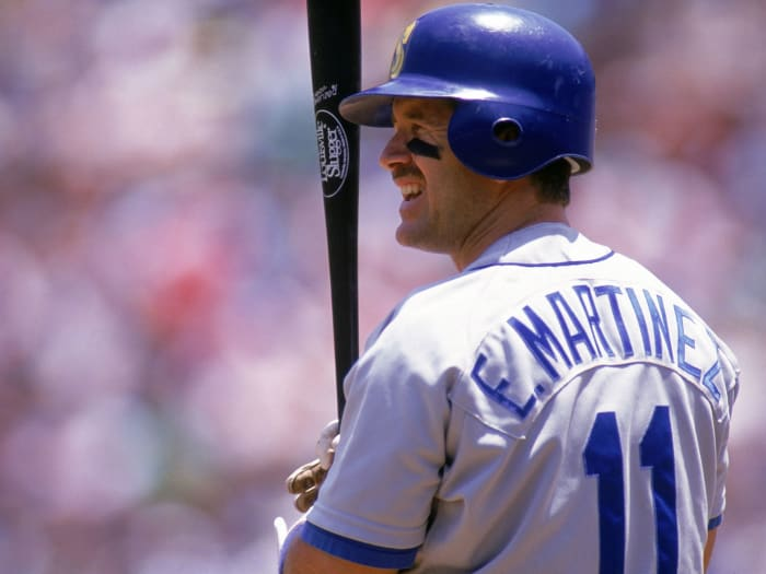 Hall of Fame ballot: Why Edgar Martinez is a no-brainer - Sports Illustrated