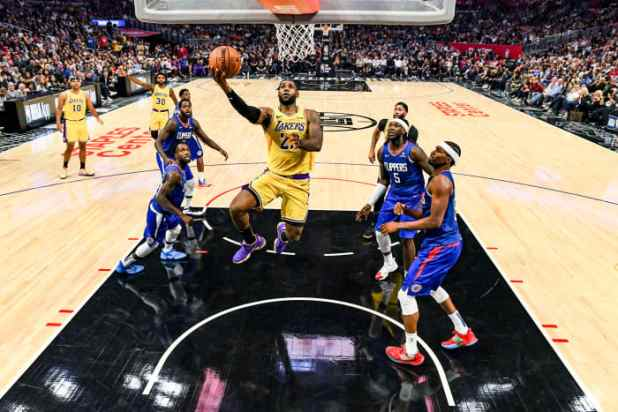 Lakers-Clippers?  It is possible.  But brokers will not take action.