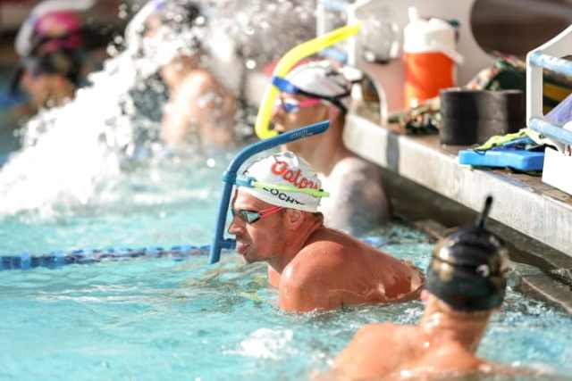 Lochte has returned to Gainesville to train for his one last shot at Olympic glory.