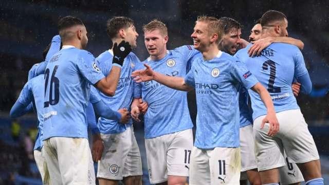 Man City reaches the Champions League final