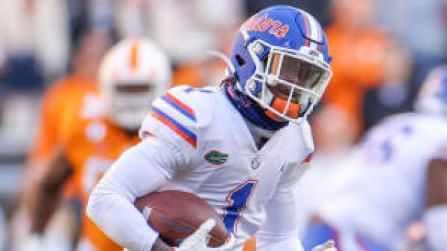 Florida Gators Kadarius Toney