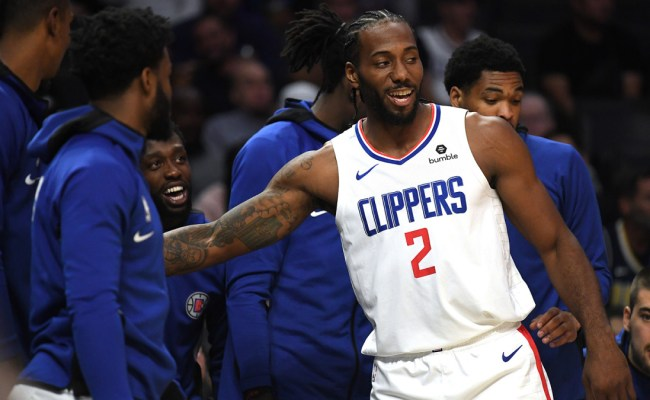 Nba Power Rankings Clippers Top Preseason Favorites