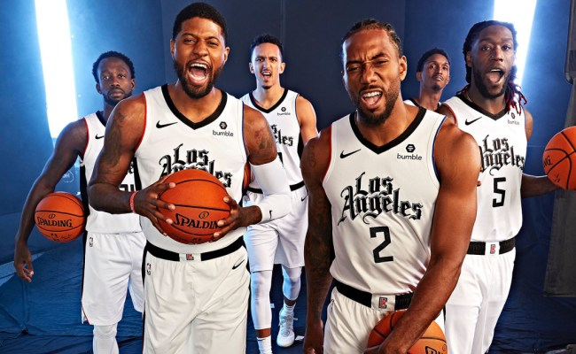 How Kawhi Clippers Pulled Off Nba S Biggest Makeover