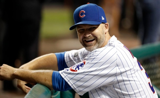 Cubs To Hire David Ross As Next Manager Replaces Joe