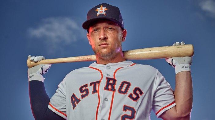 Roster inaugural de Astros