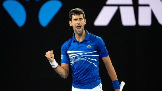 As Australian Open Beatdown Shows, Novak Djokovic Is On ...