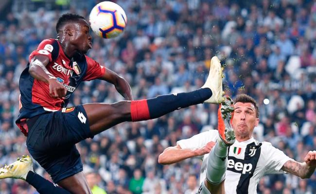 Genoa Vs Juventus Live Stream Watch Serie A Online Tv