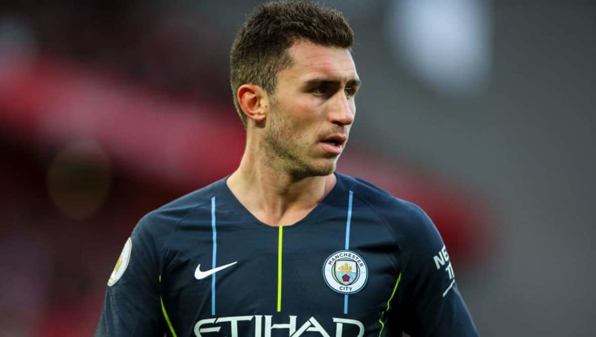 Aymeric laporte 3 1 4 1 2 date of birth/age: Man City Defender Aymeric Laporte Aiming to Become 'the ...