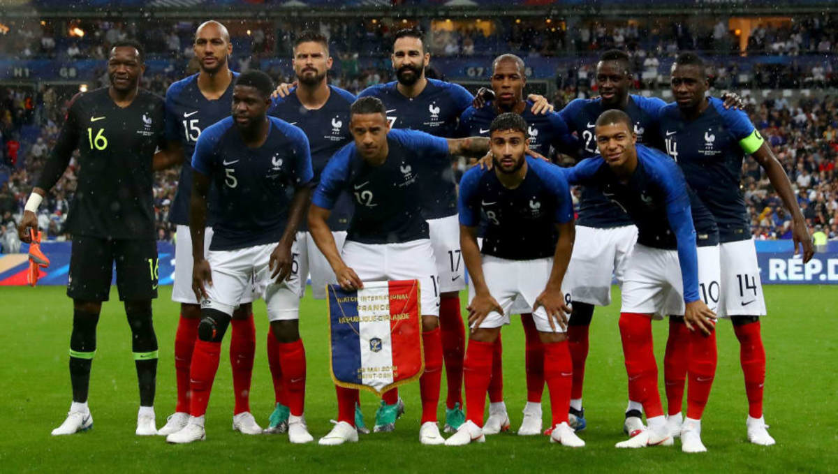 Jose mourinho would be proud, the father of parking the bus. France World Cup Team Preview Loaded Les Bleus Among Favorites Sports Illustrated