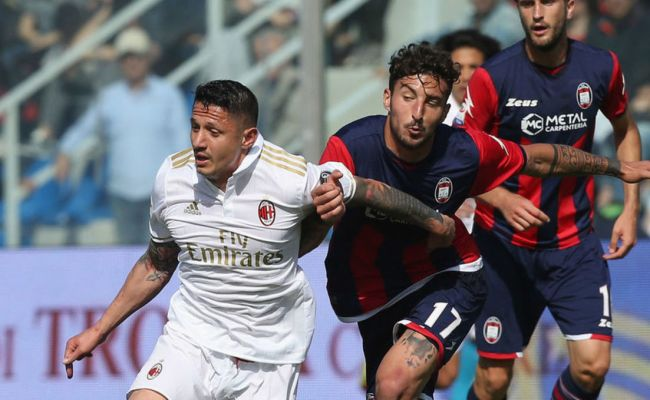 Crotone Vs Ac Milan Match Preview Classic Encounter Key Battle Team News More Sports