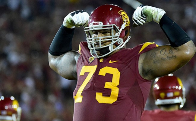 Usc Zach Banner Draft Weight Loss Sports Illustrated