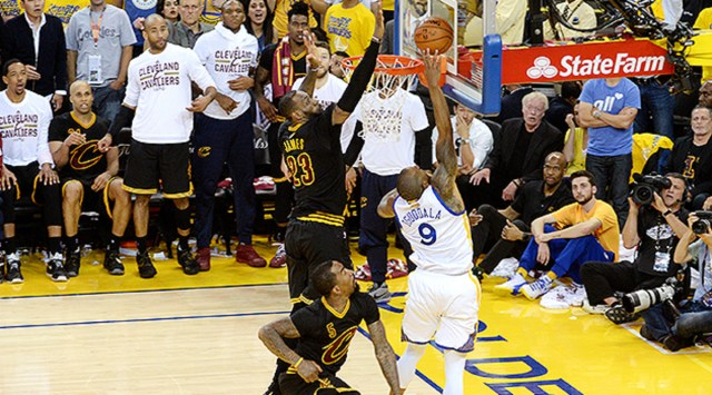 NBA Finals: LeBron James, Cavs triumph against Warriors - Sports Illustrated