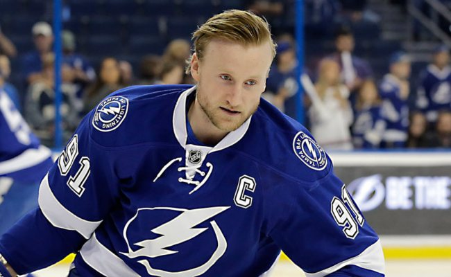Steven Stamkos Possible Free Agent Destinations Sports Illustrated