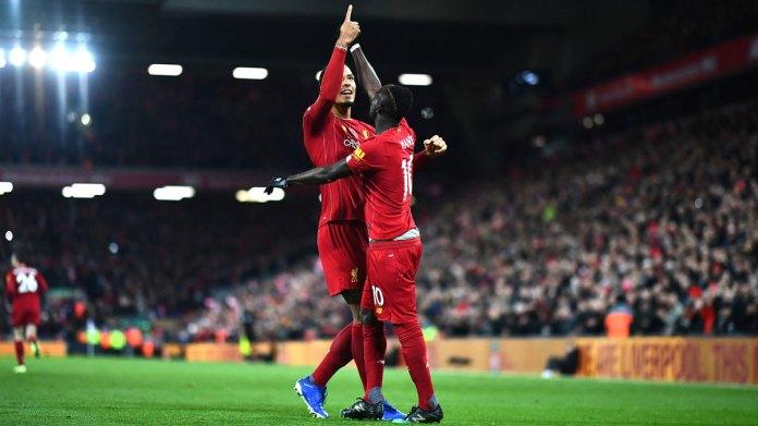 Liverpool routs Manchester City in a big Premier League battle