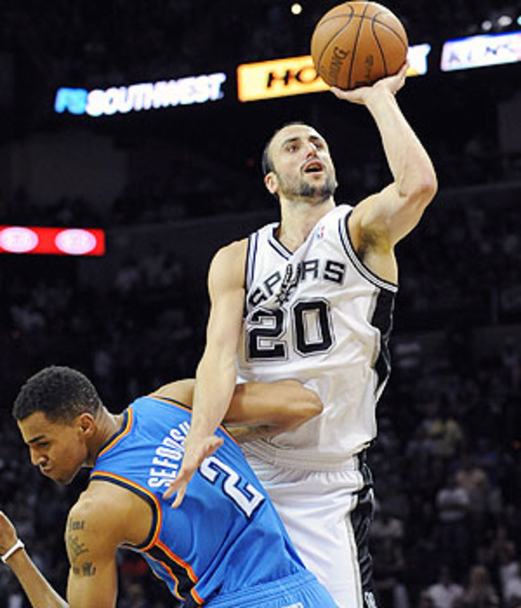 Manu Ginobili excited that new Pope will elevate Argentina on the map - Sports Illustrated
