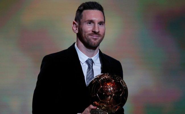 Ballon D Or 2019 Messi Rapinoe Win Prestigious Awards In