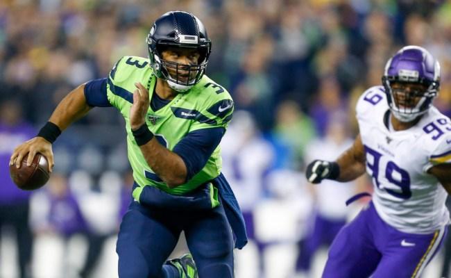 Seahawks Vs Vikings Seattle Defeats Minnesota Moves Atop