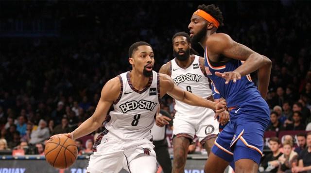 Knicks beat Nets: Brooklyn has worst shooting performance in NBA this  season - Sports Illustrated