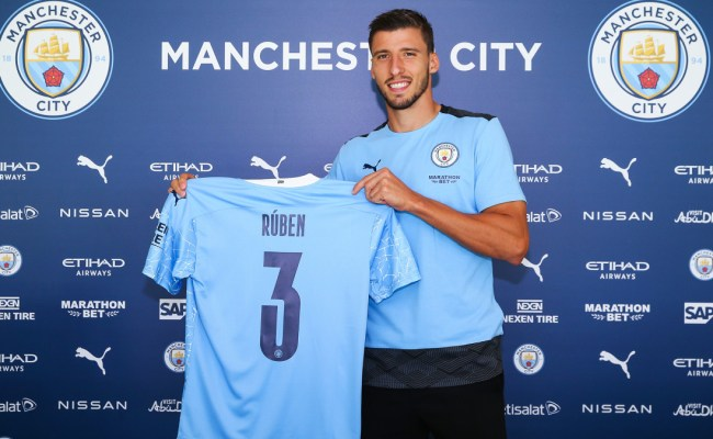 Ruben Dias Man City Signs Center Back Spends More On Defense Sports Illustrated