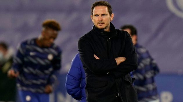 Frank Lampard fired: Chelsea left with no choice but to sack coach - Sports  Illustrated