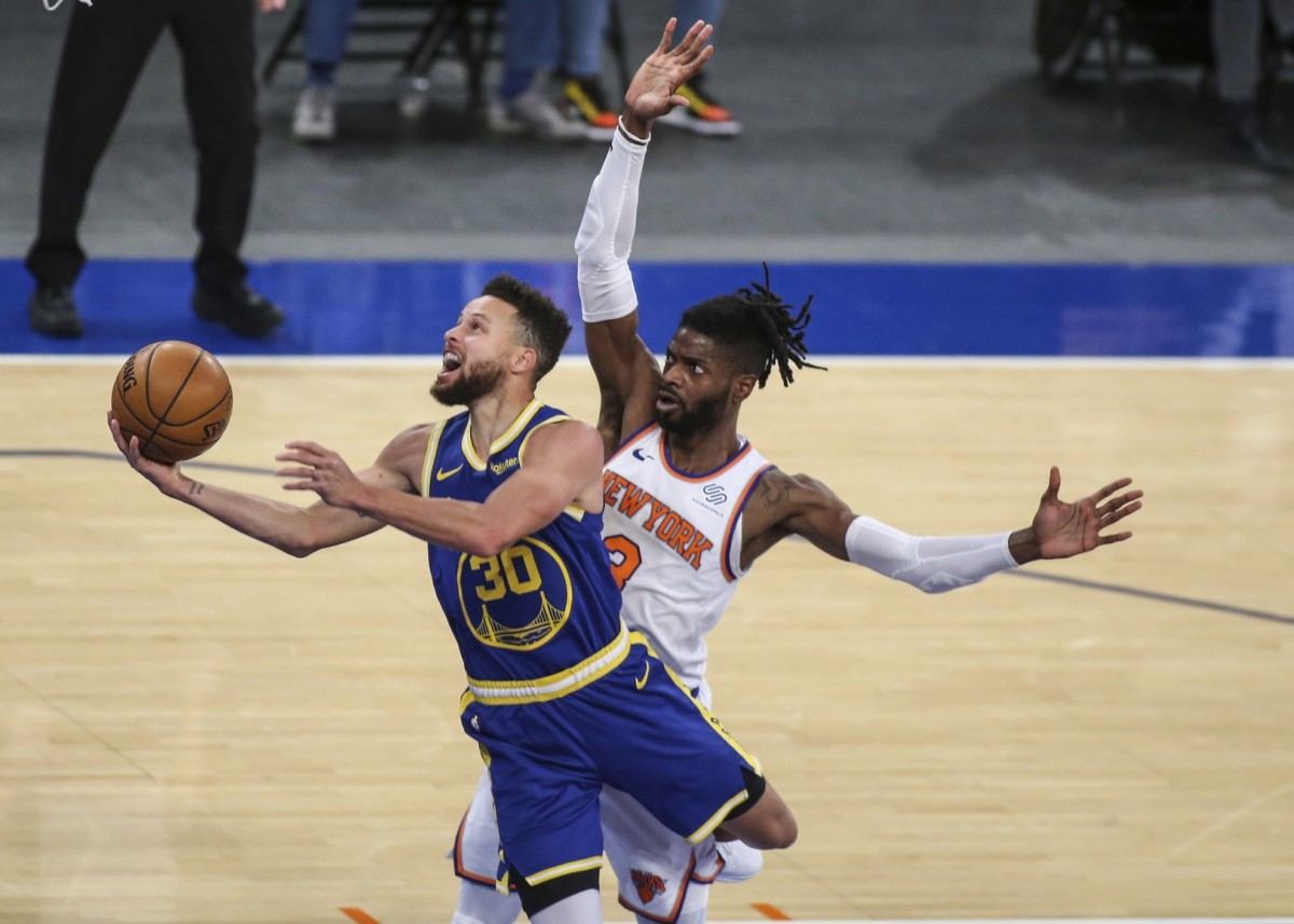 Steph Curry Status Unknown for Monday's Game - Sports Illustrated Indiana Pacers news. analysis and more