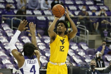 West Virginia guard Taz Sherman Shows Out in Front of Family - Sports Illustrated West Virginia Mountaineers News, Analysis and More