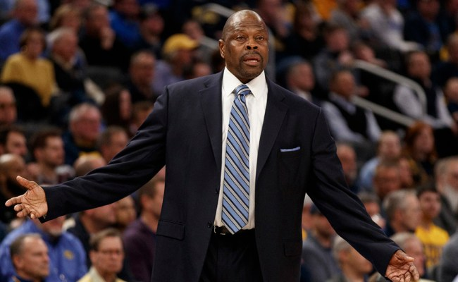 Patrick Ewing Home From Hospital Recovering From Covid 19