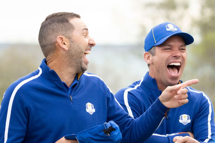 The European Ryder Cup Team is Disguised as an Underdog. Don't You Believe  it. - Morning Read