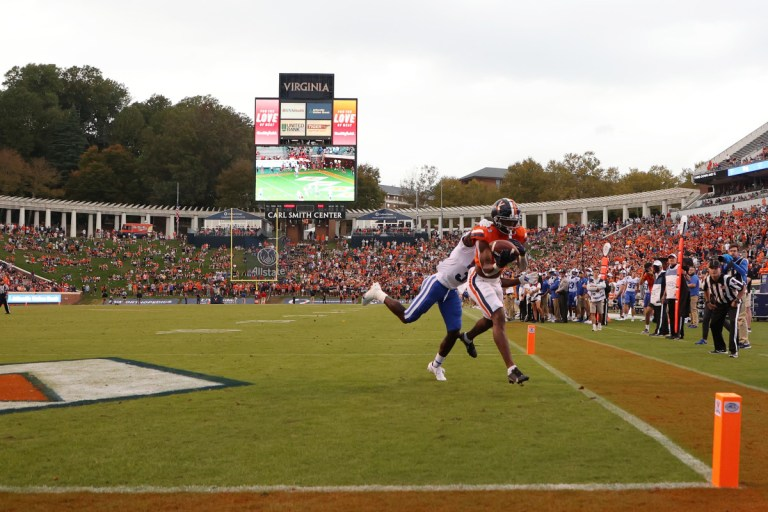 Watch Proper as Rain: Virginia Dominates Duke 48-0 – Google Virginia News