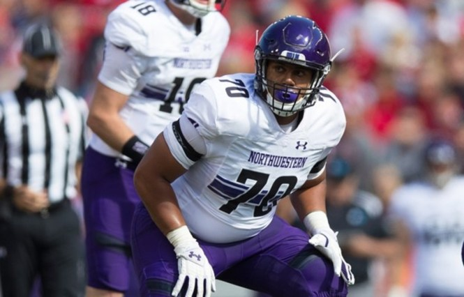 2021 NFL Draft Prospect Profile: OL Rashawn Slater, Northwestern - Sports  Illustrated New York Giants News, Analysis and More