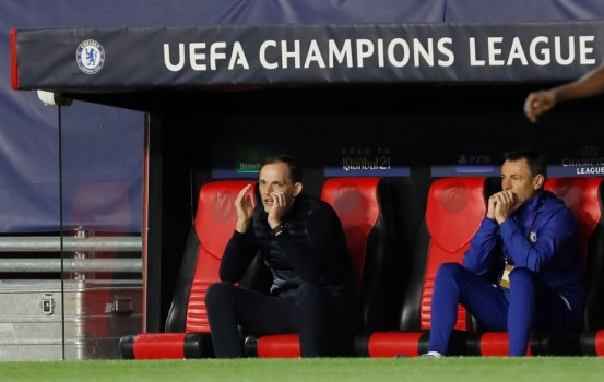 Thomas Tuchel delighted with Chelsea's victory over FC Porto in the quarterfinals of the Champions League with 2: 0