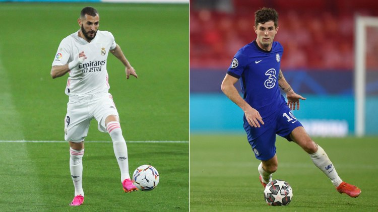 Real Madrid vs Chelsea LIVE: Champions League video ...