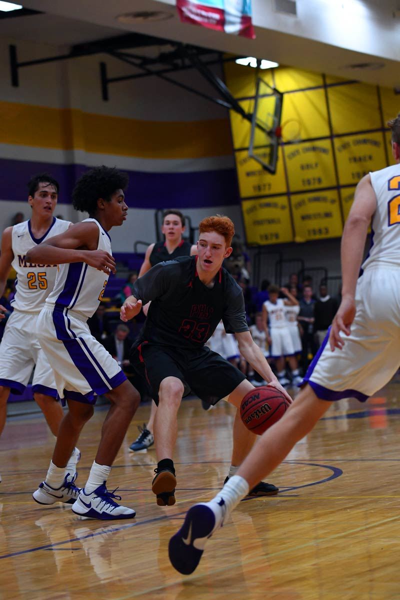 Nico Mannion Peek into life of basketball prodigy  Longform  SIcom