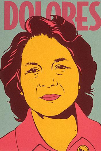 One Life Dolores Huerta  Smithsonian Institution