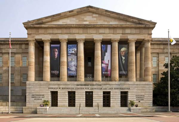 Smithsonian American Art Museum Institution