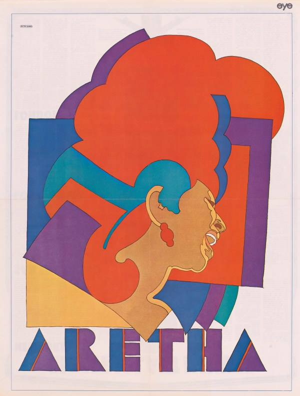 Aretha Franklin Milton Glaser Smithsonian Institution