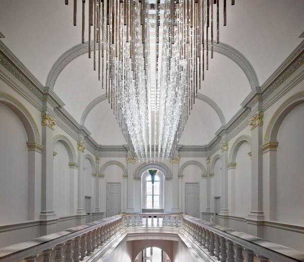 Renwick Interior Post-renovation Smithsonian Institution