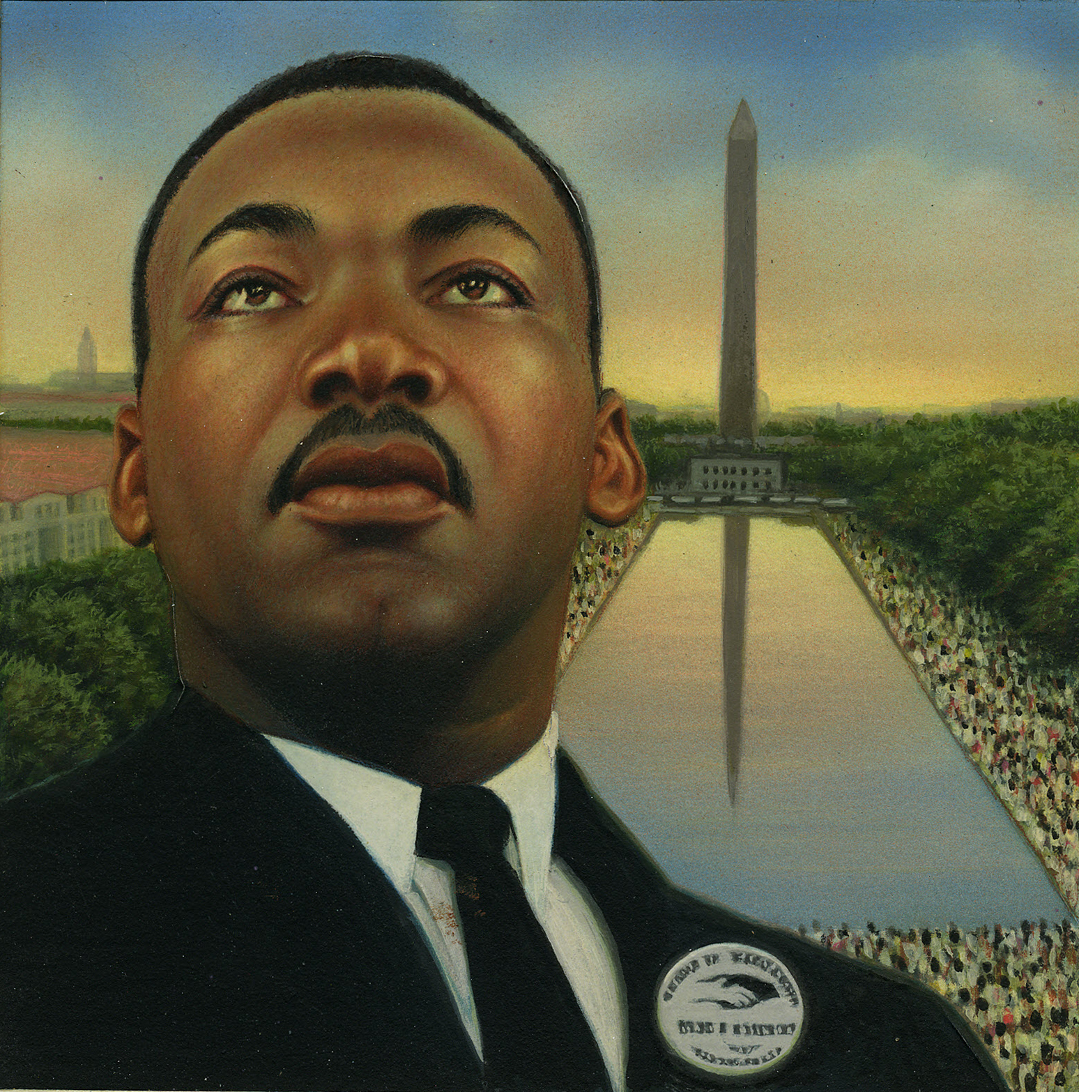 Freedom Just Around The Corner Martin Luther King Jr