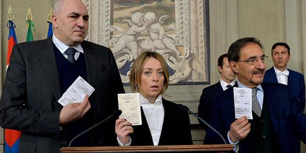 A Palermo urne aperte per le primarie di Fratelli dItalia