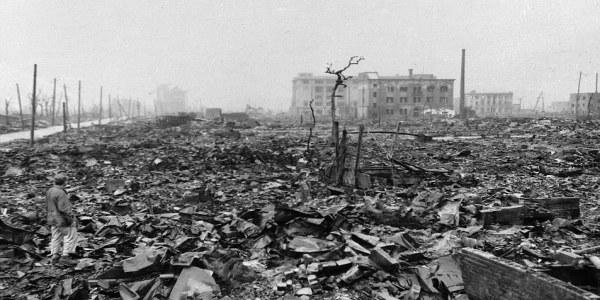 Hiroshima 70 anni dopo la bomba atomica  Un rappresentante USA alla commemorazione  Si24