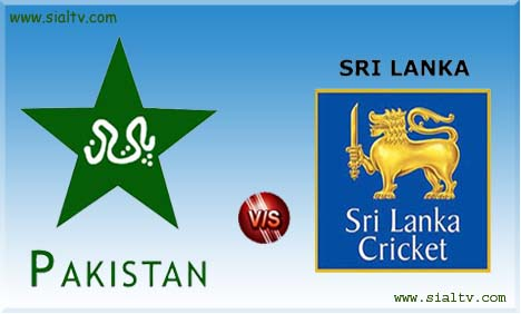 Pakistan vs Sri Lanka, Watch Live Cricket Series 2012
