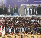 Shahbaz Sharif distribute Solar Home Systems in Bahawalpur (4)