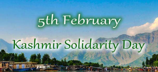 kashmir day 5th february
