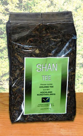 Thai Pu Erh Tea